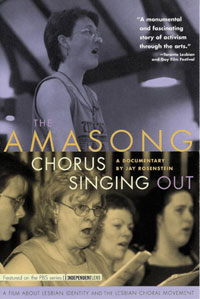 cover of The Amasong Chorus Singing Out